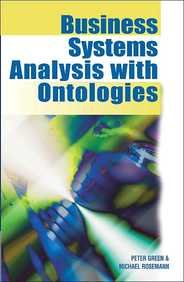9781591403401: Business Systems Analysis with Ontologies