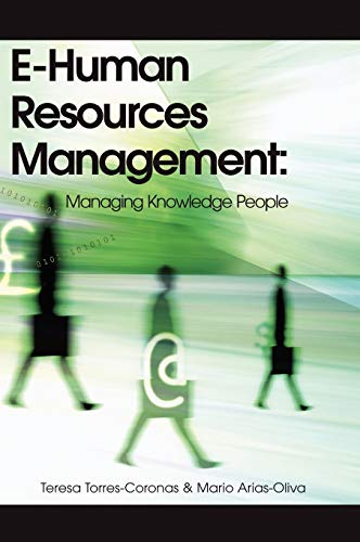 9781591404354: e-Human Resources Management: Managing Knowledge People
