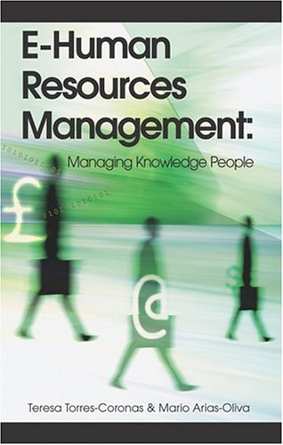 9781591404361: E-Human Resources Management: Managing Knowledge People