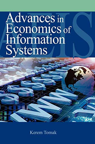 9781591404446: Advances in the Economics of Information Systems