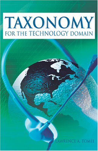 9781591405252: Taxonomy for the Technology Domain