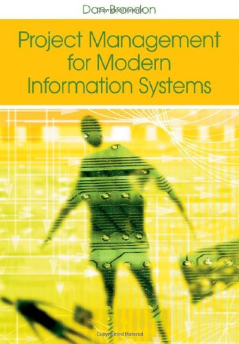 9781591406945: Project Management for Modern Information Systems