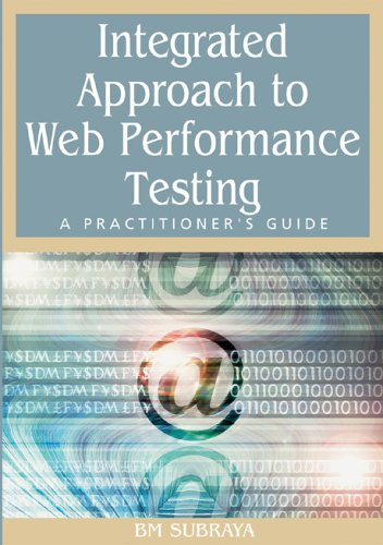 9781591407867: Integrated Approach to Web Performance Testing: A Practitioner's Guide