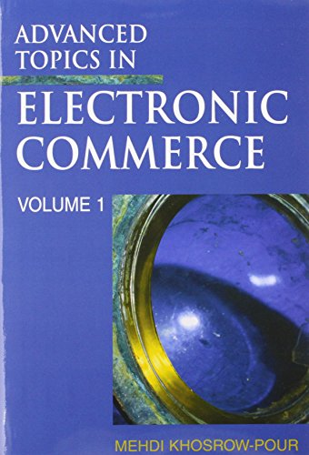 9781591408208: Advanced Topics in Electronic Commerce