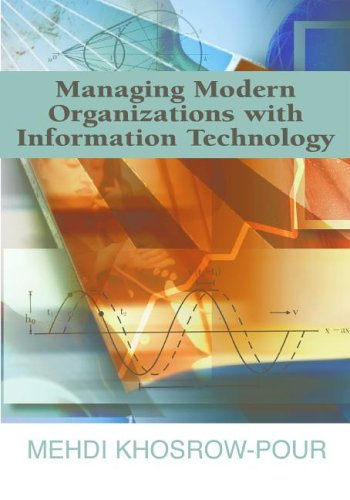 9781591408222: Managing Modern Organizations With Information Technology