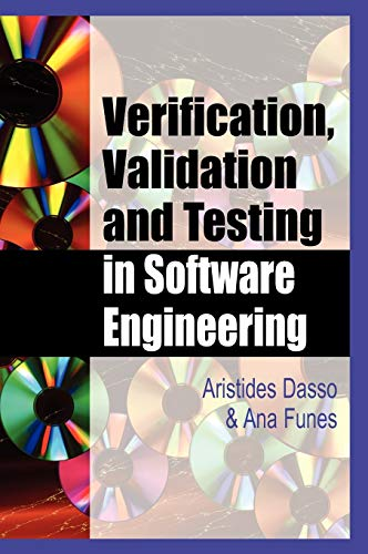 9781591408512: Verification, Validation and Testing in Software Engineering