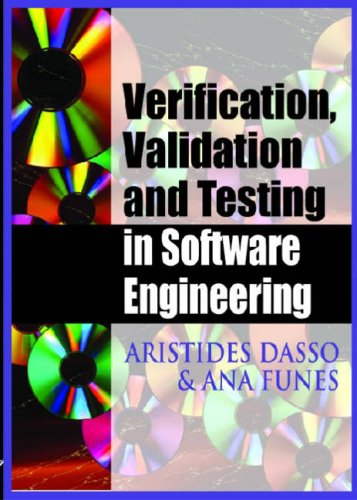 9781591408529: Verification, Validation and Testing in Software Engineering