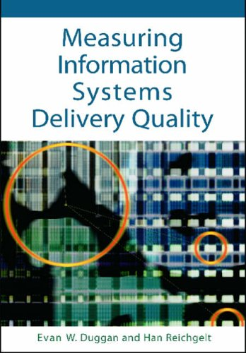 9781591408574: Measuring Information Systems Delivery Quality