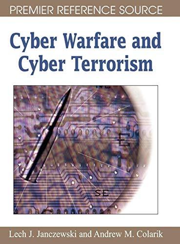 9781591409915: Cyber Warfare and Cyber Terrorism