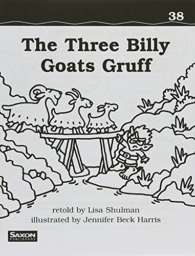 9781591410003: The Three Billy Goats Gruff