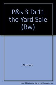 P&s 3 Dr11 the Yard Sale (Bw): Simmons