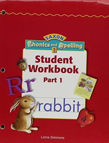 9781591411048: Phonics and Spelling 2 (Saxon Phonics & Spelling 2)