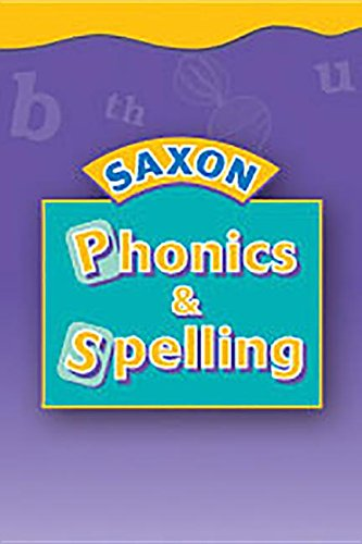 9781591411079: Saxon Phonics And Spelling 2: Fluency Reader Set B, Average