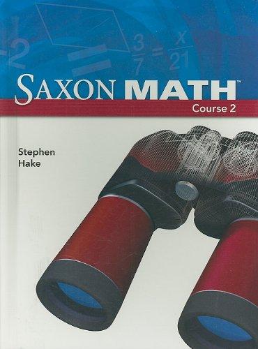 9781591418351 saxon math course 2 student edition abebooks 9781591418351 saxon math course 2 student edition fandeluxe Image collections