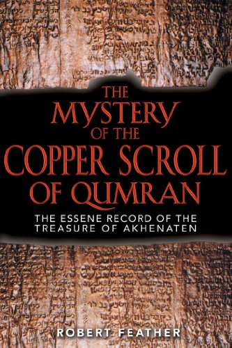9781591430148: The Mystery of the Copper Scroll of Qumran: The Essene Record of the Treasure of Akhenaten