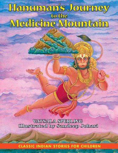 9781591430636: Hanuman's Journey to the Medicine Mountain