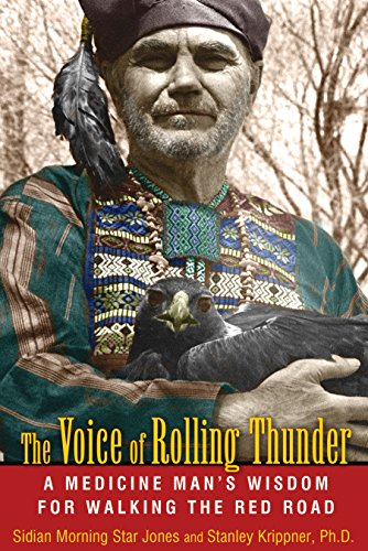 9781591431336: Voice of Rolling Thunder: A Medicine Man's Wisdom for Walking the Red Road