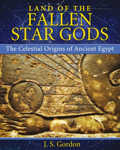 LAND OF THE FALLEN STAR GODS : GORDON, J. S.