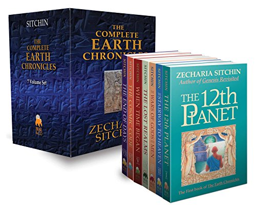The Complete Earth Chronicles: Zecharia Sitchin