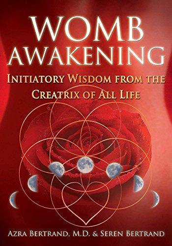 9781591432791: Womb Awakening: Initiatory Wisdom from the Creatrix of All Life