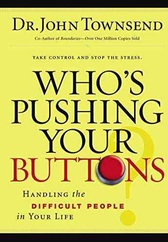 9781591450108: Who's Pushing Your Buttons?