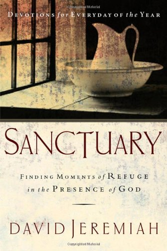 9781591450238: Sanctuary: Finding Moments of Refuge in the Presence of God