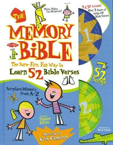 9781591450634: The Memory Bible: The Sure-Fire Way to Learn 52 Bible Verses