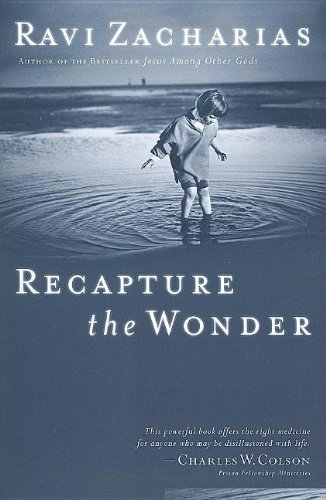 9781591450955: Recapture the Wonder