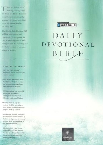 9781591451044: iWorship Daily Devotional Bible