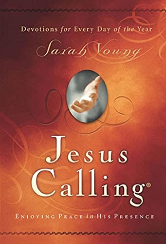 9781591451884: Jesus Calling: Enjoying Peace in His Presence