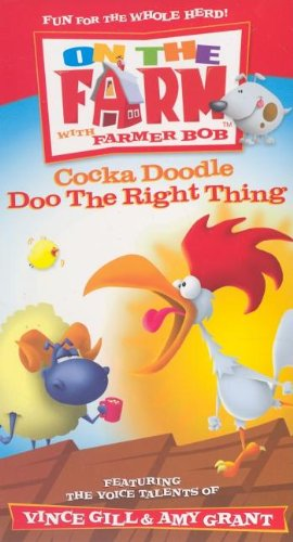 9781591451990: Cocka Doodle Doo the Right Thing [VHS]