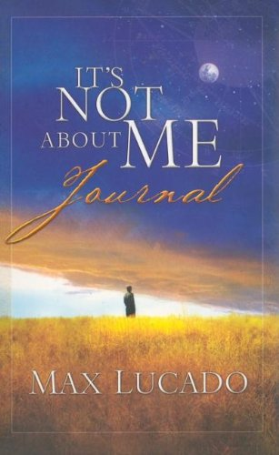 9781591452058: It's Not about Me Journal