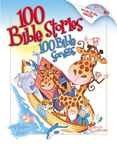 9781591452393: 100 Bible Stories, 100 Bible Songs
