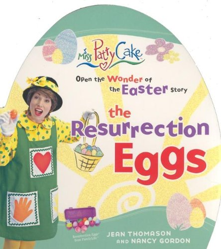 9781591452447: The Resurrection Eggs: Open Up the Wonder of the Easter Story