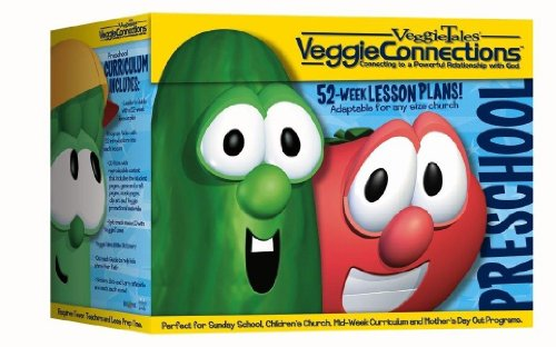 9781591452508: Veggieconnections Preschool Curriculum Kit (VeggieTales)
