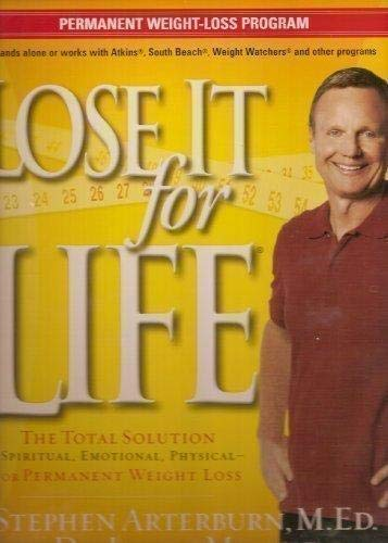 9781591453352: The Lose It for Life (Album Kit Total Weight Loss Solution Spiritual, Emotional, Physical)