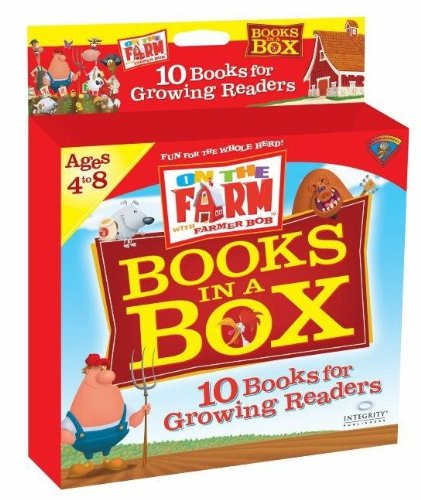 9781591454335: On the Farm with Farmer Bob: 10 Books for Growing Readers