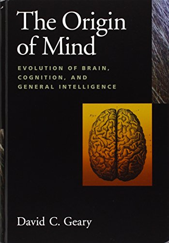 9781591471813: Origin of Mind: Evolution of Brain, Cognition, and General Intelligence