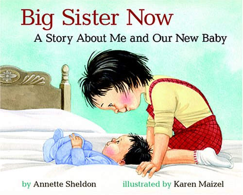 Big Sister Now: A Story about Me: Annette Sheldon