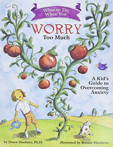 What to Do When You Worry Too Much: A Kid's Guide to Overcoming Anxiety 9781591473145 What to Do When You Worry Too Much is an interactive self-help book designed to guide 6–12 year olds and their parents through the cogni