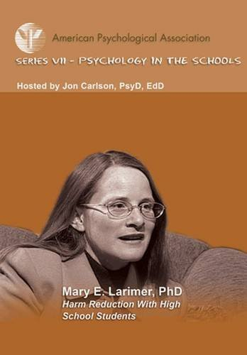 Harm Reduction with High School Students: Mary E. Larimer