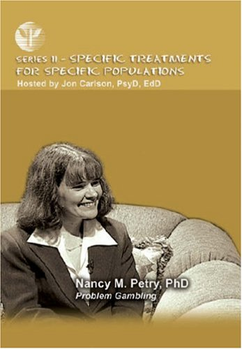 9781591473718: Problem Gambling (Specific Treatments for Specific Populations APA Psychotherapy Video Series)