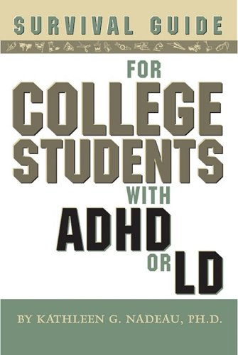 9781591473886: Survival Guide for College Students With ADHD or LD
