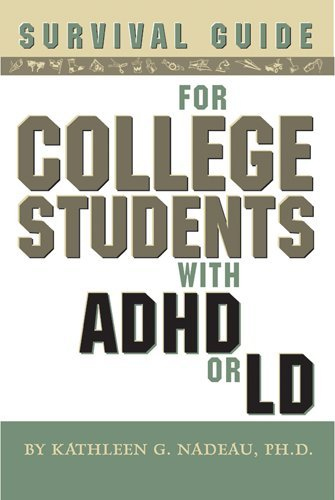 9781591473893: Survival Guide for College Students with ADHD or LD