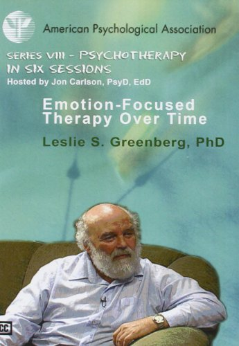 9781591474470: Emotion-focused Therapy Over Time