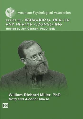Drug and Alcohol Abuse: Series III DVD: Behavioral Health and Health Counseling (DVD-Video): ...