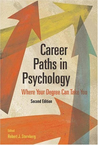 9781591477327: Career Paths in Psychology: Where Your Degree Can Take You, 2nd Edition
