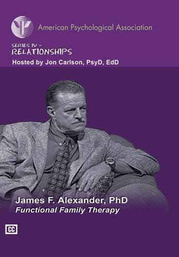 Functional Family Therapy (DVD-Video): James F. Alexander