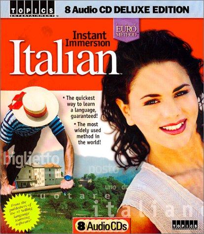 Instant Immersion Italian: Countertop Audio