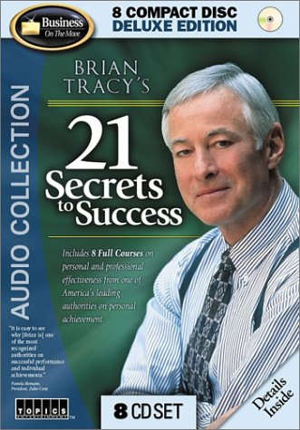 9781591501220: Brian Tracy's 21 Secrets to Success